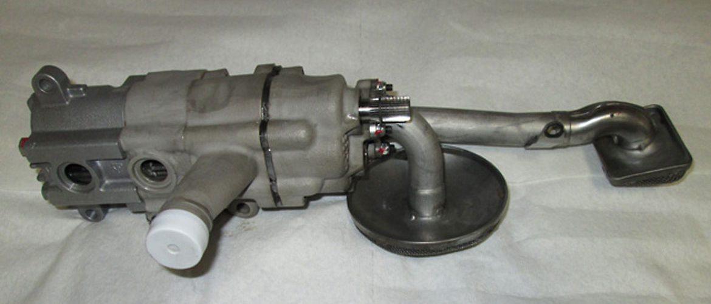 GT-Series1 oil pumps